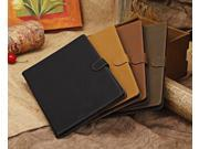 "Luxury Leather Retro Smart Case for Apple iPad Mini® (7.9"") & iPad Mini 1 / 2 / 3 - BLACK"