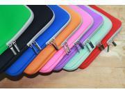 "For 13"" Macbook / Pro / Air Royal Blue Zipper Sleeve Bag Case Neoprene Soft Sleeves Cover - New"
