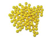 3Skull Paintball Rubber 100 Reusable Paintballs - Yellow