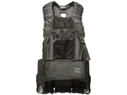 Valken Paintball V-Tac Echo Vest - Tactical Black - Large/XL