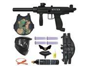 Tippmann FT-12 Paintball Marker Gun 3Skull 4+1 9oz Protector Mega Set