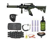 Tippmann Cronus Tactical Paintball Gun 3Skull N2 Sniper Set - Olive
