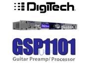 Digitech GSP1101 Rackmount Guitar Processor with USB
