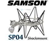 Samson SP04 Shockmount for GTrack USB Mic