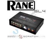 Rane SL 4 5-Channel Interface for Scratch Live