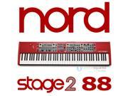 Nord Stage 2 Stage2 88-Key Digital Stage Piano
