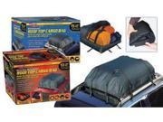Keeper 07203 Roof Top Cargo Bag Waterproof 15 Cu. Ft.