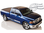 Undercover UC3076S SE SMOOTH Tonneau Cover, Dodge Ram 6.5'&#59; Must Be Painted