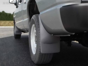 WeatherTech No Drill Mud Flaps