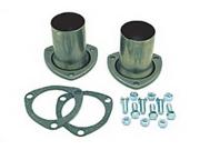 Hedman 21141 3 X 2 1/2 Ball/Socket Uni-Fit Flange Reducer-Mild Steel