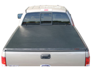 Rugged Liner FCF6599 6.5' Premium Vinyl Folding Tonneau Cover