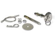 Moroso Performance 39020 Chrome Hood Pin Set