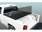 Rugged Liner HC-F5509 5.5' Hard Folding Tonneau Cover