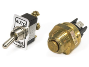 Moroso Performance Thermostatic Water Pump Switch