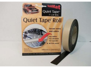 Hushmat 30300 Quiet Tape Shop Roll - (1) 1in x 20ft soft pliable foam tape roll