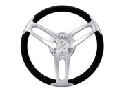 Flaming River FR20162 The Rapid Leather Steering Wheel