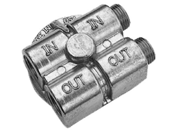 Trans Dapt 1450 90 Degree Oil Bypass 18mm