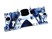 Professional Products 52032 SB Chevy Vortec Hurricane Manifold  Polished