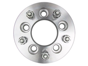 "Trans Dapt 3609 Billet Wheel Adapters - 5X4.5"" HUB-5X5"" Wheel"