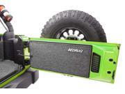 BedRug BRJK07R2 BedRug&#59; Cargo Kit Fits 07-10 Wrangler (JK)