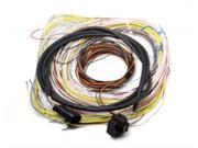 Holley 558-401 J2A Connector and Harness