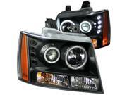 Anzo USA Headlight Assembly Projector