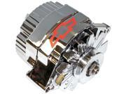 Proform 141-658 Chrome  1-Wire Alternator   100% New   60 AMP