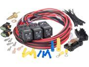 Painless 30118 GEN III Truck Dual Activation/Dual Fan Relay Kit (on 205, off