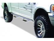 Go Rhino D362551PS Dominator D3-1 Piece SideSteps - Wheel To Wheel