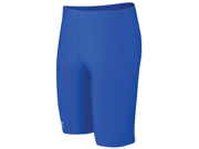 Speedo Solid Polyester Jammer Male Sapphire 32