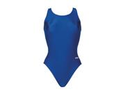 Dolfin Solid HP Back Female Blue 26