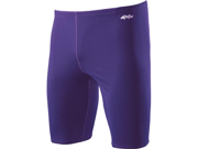 Dolfin Solid Polyester Jammer Male Purple 34