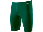 Dolfin Solid Polyester Jammer Male Forest Green 36