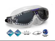 Aqua 169920 Seal XP Swim Mask Smoke Lens Transparent Frame