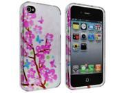 iPhone 4 / 4S Spring Time Design Snap-On Hard Case