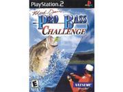 Playstation 2 Mark Davis Pro Bass Challenge - PS2