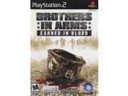 Playstation 2 Brothers in Arms: Earned in Blood PS2