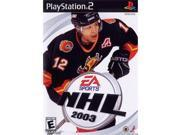Playstation 2 NHL 2003 PS2