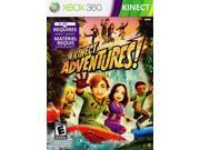 Xbox 360 Kinect Adventures (disc Only) [e