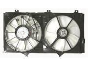 Depo 312-55043-000 Radiator Fan Assembly