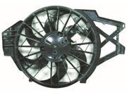 Depo 330-55009-000 Radiator Fan Assembly