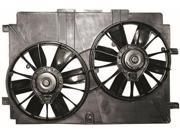 Depo 335-55008-000 AC Condenser Fan Assembly