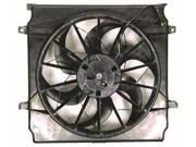 Depo 333-55018-100 Radiator Fan Assembly
