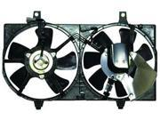 Depo 330-55021-020 AC Condenser Fan Assembly