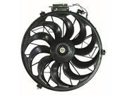 Depo 344-55003-100 Radiator Fan Assembly