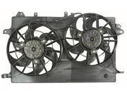 Depo 372-55002-000 Radiator Fan Assembly