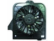 Depo 334-55015-102 Radiator Fan Assembly