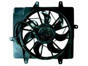 Depo 333-55003-000 Radiator Fan Assembly