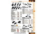 Kuryakyn 7998 SM ISO-PEGS W/OFFSET &1.25CLMP