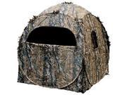 AMERISTEP Doghouse Blind Tangle Camo